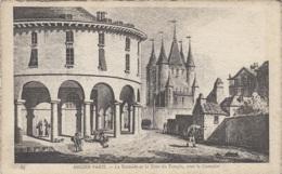 Paris 3ème - Rotonde Tour Du Temple - Histoire Consulat - Arrondissement: 03