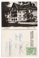 10 DINARA GREEN, 1957, ILIDZA, BOSNIA,YUGOSLAVIA, POSTAL STATIONERY, USED - Bosnia And Herzegovina