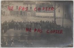 17 - Saintes - Carte Photo Défilé Militaire Sur L'actuel Place Du 11 Novembre - Saintes