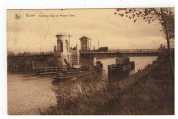 Boom  Voetbrug Over De Nieuwe Vaart 1931 - Boom