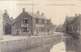 45 MORVILLE EN BEAUCE  / EPICERIE BOUCHER ET LA MARE    /// REF   AVRIL. 19  /// BO 45 - France
