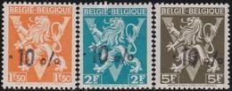 Belgie    .    OBP   .      724  K/L/M         .     **   .      Postfris      .  / .   Neuf SANS Charniere - Nuevos