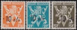 Belgie    .    OBP   .      724  K/L/M         .     **   .      Postfris      .  / .   Neuf SANS Charniere - Bélgica