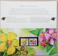 2010 Singapore. Flowers Definitives. MNH - Singapore (1959-...)
