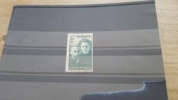 LOT 449661 TIMBRE DE MONACO NEUF** LUXE N°167 VALEUR 24 EUROS - Monaco