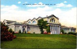 Art Museum Forest Park St Louis Missouri - Museum