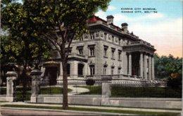 Kansas City Museum Kansas City Missouri 1943 - Museum