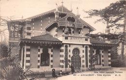 33 - ARCACHON - Villa Myriam - Arcachon