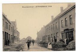 ZONNEBEKE - Roeselaerstraat 1924 - Zonnebeke