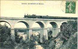 VIADUC De MERY Et MERIEL - - Mery Sur Oise