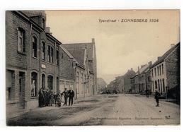 ZONNEBEKE - Yperstraat 1924 - Zonnebeke