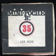 MINI-POCHE N° 35 LES ROIS - Autres Objets BD