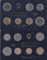 Yugoslavia Coin Set !!! Belgrade Issue - Jugoslawien