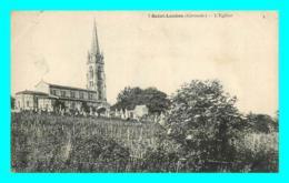 A742 / 119  33 - SAINT LOUBES Eglise - Other Municipalities