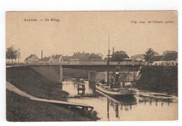 AALTER  -  De Brug 1913 - Aalter