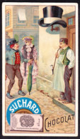 CHROMO Chocolat SUCHARD   Anno 1830       Serie 210 - Suchard