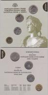 Yugoslavia Coin Set !! Serbia Coins Jugoslavija - Jugoslawien