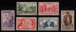 Togo - YV 165 à 170 Obliteres - Exposition De Paris - Togo (1914-1960)