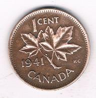 1 CENT 1941 CANADA /3264/ - Canada
