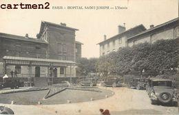 HOPITAL SAINT-JOSEPH ENTREE PARIS - Health, Hospitals