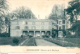 D76  GRANDCAMP  Manoir De La Boulaye  ................ - Autres Communes