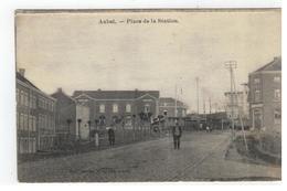 Aubel  -  Place De La Station - Aubel