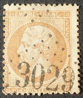 DF50478/423 - NAPOLEON III N°21 - GC 3029 : PRIVAS (Ardèche) - Piquage Décalé - 1862 Napoleon III