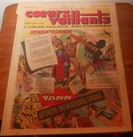 Coeurs Vaillants. N°44. Dimanche 31 Octobre 1948. - Newspapers