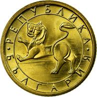 Monnaie, Bulgarie, 10 Stotinki, 1992, SUP, Nickel-brass, KM:199 - Bulgarie