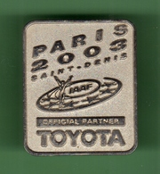 TOYOTA *** PARIS 2003 SAINT-DENIS *** 048 - Toyota
