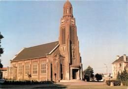 54 - Hussigny Godbrange - L'église D'Hussigny - Carte Neuve - Voir Scans Recto-Verso - Autres Communes