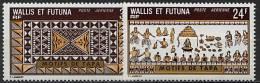 Wallis, PA N° 058 à N° 061** Y Et T, 58 / 61 - Neufs