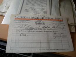 Wilhelm Braumuller Sohn Wien  Universitats Buchhandlung 1934 - Austria