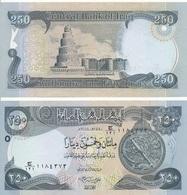 Iraq - 250 Dinars 2018 UNC Lemberg-Zp - Irak