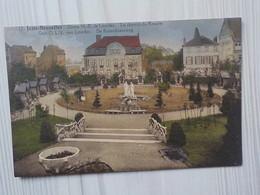 Ancien CP Jette Bruxelles Grotte N.D. De Lourdes Chemin Du Rosaire Grot O.L.V. Lourdes Rozenkransweg N° 17 - Jette