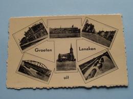 Groeten Uit Lanaken ( Foto Centraal ) Anno 19?? ( Zie Foto Voor Details ) ! - Lanaken