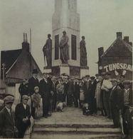 Wasmes Monument Aux Héros 1914-18 - Colfontaine