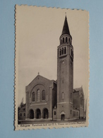 Parochiale Kerk Van O.L.Vrouw Van Lourdes (Baseliek) Edegem ( B. Peeters-Soeten ) Anno 19?? ( Zie Foto Voor Details ) ! - Edegem