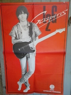 Affiche - Laurent De Gasperis   .L.2.G -  Distribution Phonogram 1982. - Posters