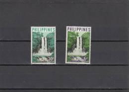 Filipinas Nº 490 Al 491 - Filipinas