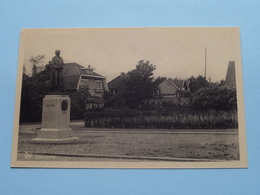 Albert I Koning Der Belgen (1831-1931) Edeghem ( B. Peeters-Soeten ) Anno 19?? ( Zie Foto's ) ! - Edegem