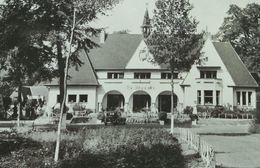 Ville-Pommeroeul  Restaurant Le Manoir - Bernissart