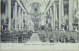 Tamines Eglise St. Martin - Sambreville