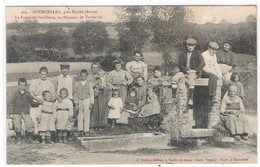 02 AISNE Fontaine Ste Claire Au Hameau De Vauberlin à COURCELLES Par BRAINE - Otros Municipios