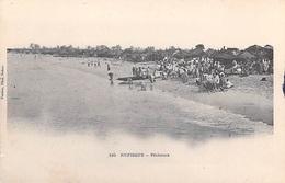Afrique > Sénégal  RUFISQUE Pêcheurs ETAT= Voir Description (Cpa  Dos:SIMPLE Fortier Dakar N° 110) * PRIX FIXE - Senegal