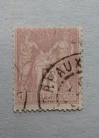 5Frs SAGE N°95 OBLITÉRÉ COTE 90€ - 1876-1898 Sage (Type II)