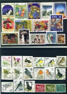 IRELAND - Collection Of 100 Different Postage Stamps Off Paper (all Scanned) - Ireland