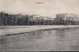 AK - CIRKVENICA - Strandpartie Mit Hotel Miramare Und Villen 1905 - Kroatien