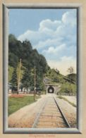 AK - Bahnstrecke  PLOIESTI - BRASOV - Tunnel Am Predeal-Pass 1909 - Rumänien