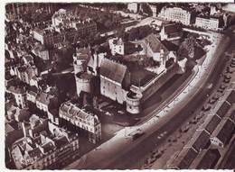 Cpsm  Nantes  Vue Aerienne - Nantes
